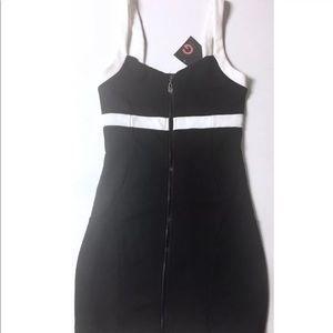 🆕 G By Guess Front Zipper Mini Dress